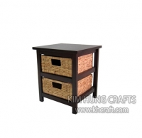 Water Hyacinth Cabinet WF2004-1NAT