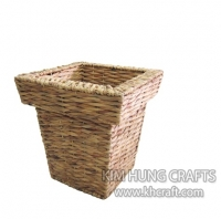 Water Hyacinth Planter Pot WF3003-1NAT