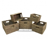 Seagrass Basket SF5009-5NAT