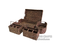 Water Hyacinth Combination Set WF5137-5WBR