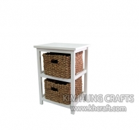 Water Hyacinth Cabinet WF2014-1NAT