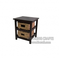 Water Hyacinth Cabinet WF2005-1NAT