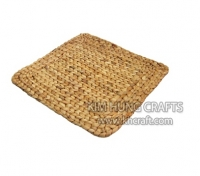 Water Hyacinth Square Placemat WN8001-1NAT