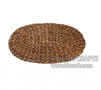 Water Hyacinth Oval Placemat WN8003-1WBR