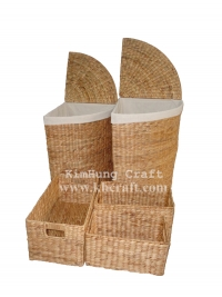 Water-Hyacinth-Laundry Hamper-WF0071-5NAT