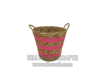 Water hyacinth basket WF5212-1MIX