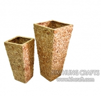 Water Hyacinth Planter Pot WF3002-2NAT