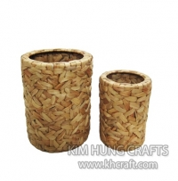 Water Hyacinth Planter Pot WF3000-2NAT