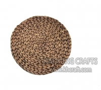 Water Hyacinth Round Placemat WN8004-1WBR