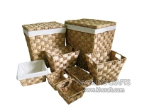 Water Hyacinth Combination Set WF0035-8NAT