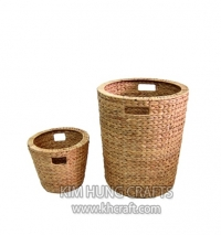 Water Hyacinth Planter Pot WF3005-2NAT