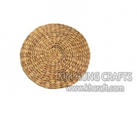 Water Hyacinth Round Placemat WN8007-1NAT