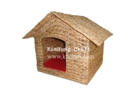 Water Hyacinth Pet House WF9009-1NAT