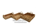 Water Hyacinth Tray WF5040-3NAT
