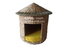 Water Hyacinth Pet House WF9018-1NAT