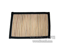 Water Hyacinth Mat WN8019-1NAT