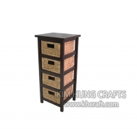 Water Hyacinth Cabinet WF2008-1NAT