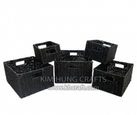 Seagrass Basket SF5009-5WBL