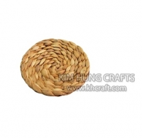 Water Hyacinth Round Coaster WN8015-1NAT