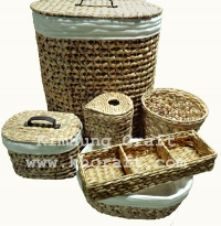 Water-Hyacinth-Combination Set-WF0037-6NAT