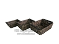 Water Hyacinth Tray WF5136-3WBL